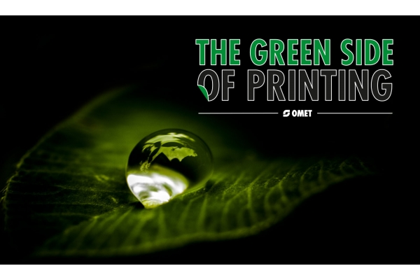 OMET, the Green Side of Printing