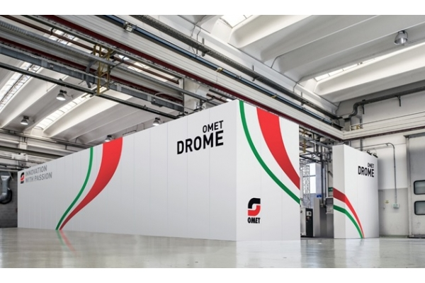 OMET Drome: the showcase of technology