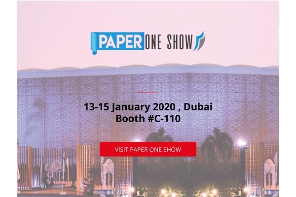 Paper One Show 2020, OMET to present facial tissue and other innovations