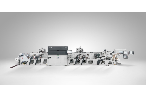 OMET leaps ahead in hybrid printing with the new OMET XJet powered by Durst