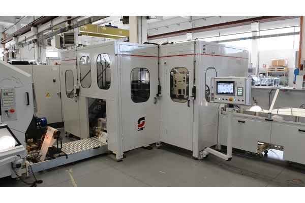 OMET introduces the new MF Line, the multi-folding machine