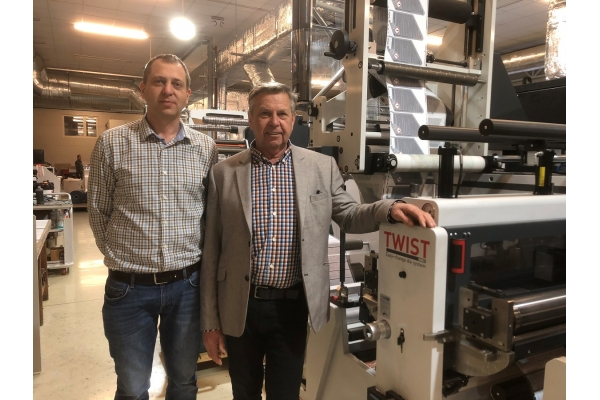 "Druk-ker, Hungary: ""Our vision is the added value of partnerships: we found it with OMET"""