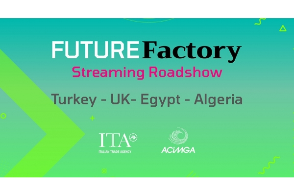 Future Factory Streaming Roadshow