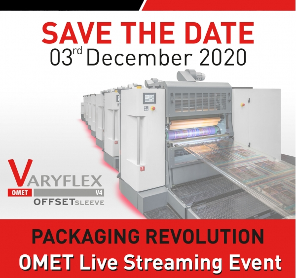 OMET Packaging Revolution