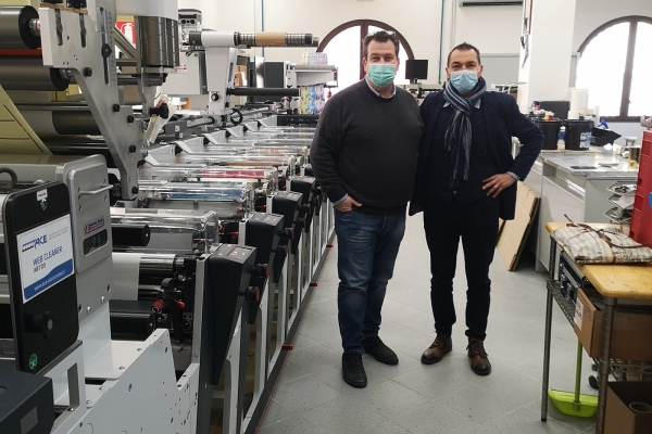 Eti.Vibra: quality and efficiency, a breakthrough with the OMET iFlex
