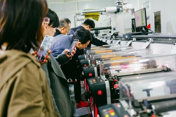 OMET China: flexo training for 25 pre-press technicians