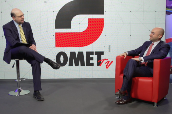 Digitalization and hybrid solutions for printing: Iannone speaks to OMET TV