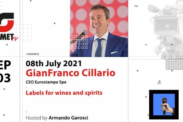 OMET TV: GianFranco Cillario (Eurostampa) guest of the third episode